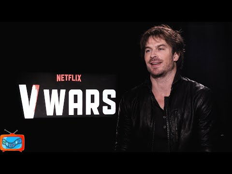 Ian Somerhalder On V WARS | NOIAFT Exclusive Interview