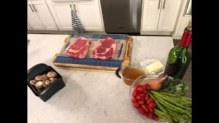 How to Cook Steak   In the Kitchen With Pampered Chef