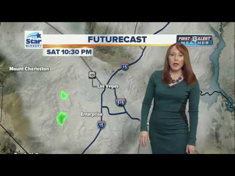 13 First Alert Weather for Saturday evening