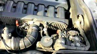 БМВ Е34 Пятерит двигатель, решаем проблему, ремонт BMW E34(Замена свечей, катушек зажигания, форсунок Если не не жалко на проект какую копейку то вот - карта сбера..., 2016-03-24T12:41:29.000Z)