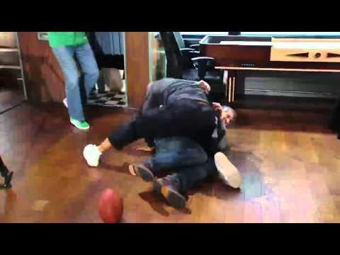 Rodney Harrison Kills McLovin