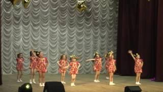 """Наши сладкие малыши.. танец """"КОНФЕТКИ"""""""