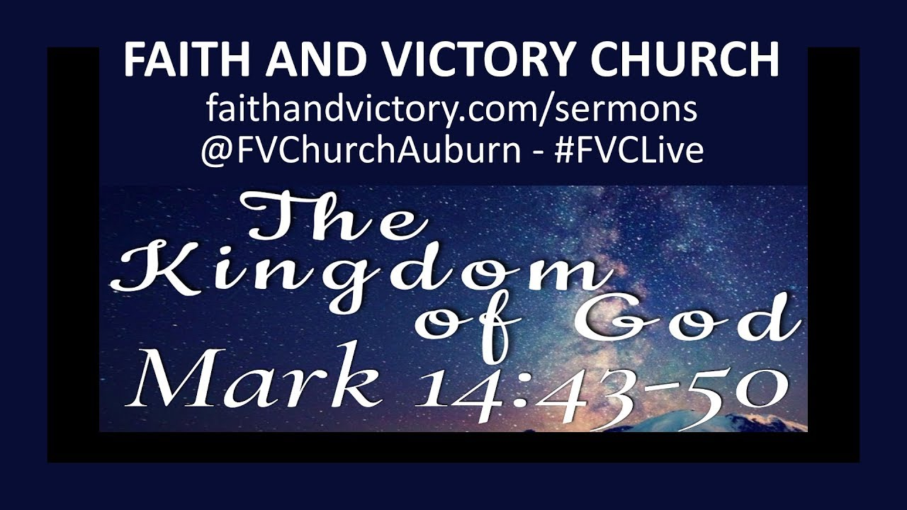 The Kingdom Of God - Faith and Victory Church - await