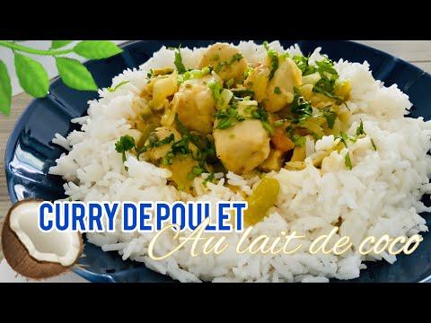 curry-de-poulet-au-lait-de-coco-–-recette-rapide,-facile-et-délicieuse
