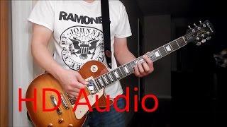 Ramones – Locket Love (Guitar Cover), Barre Chords, Downstroking, Johnny Ramone