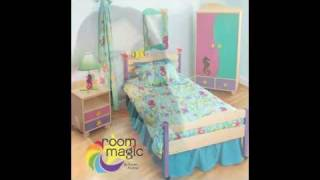 ☆children's Creative Furniture Designs & Theme Ideas With Room Magic™☆