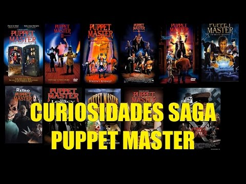 Curiosidades Saga Puppet Master (Culto de Horror) Criticsight