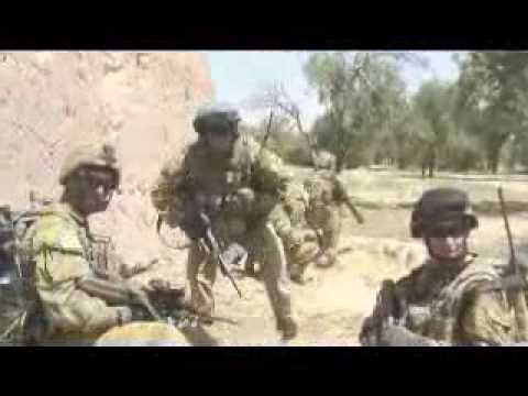 Australian RTF Contact in Afghanistan
