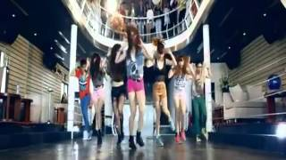 9x Việt Nam nhảy nhạc Hàn cực đỉnh (Nhóm St.319 Bài Lovey Dovey - T-Ara )