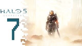 Halo 5: Guardians (Campaign) - EP07 - Going Up!