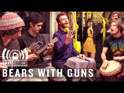 Bears With Guns - Taken For a Fool | Tram Sessions