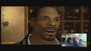 Snoop Dogg Rage Quits His Own Videogame
