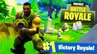 6 KILL START ENDS IN FAIL... (Fortnite: Battle Royale Solo Victory)