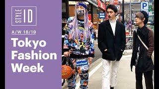 Style ID: Tokyo Fashion Week A/W 18/19