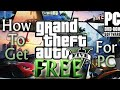 How To Download GTA 5 For FREE On PC! (2018/2019)