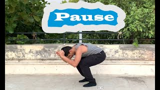 Gambar cover Prateek Kuhad - Pause l Dance Cover l Indrajit D l Freestyle Choreography