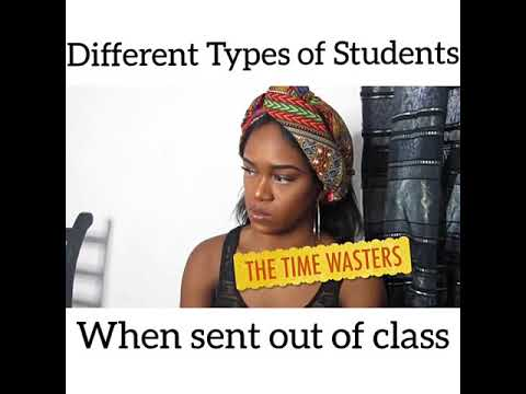 Download Type of students when sent out of class by Gloria Oloruntobi Maraji @LumidyTV