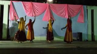 Rangeelo maro dholna dance performance