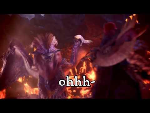 Monster Hunter World - Stop insulting your Elders! thumbnail