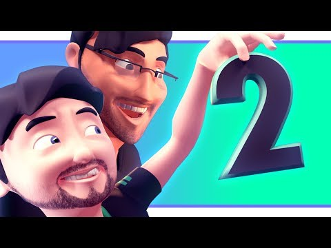 JackSepticEye & Markiplier Animated | THE HELP DESK 2 | Pizza Creator Animated