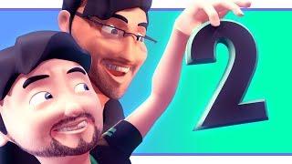 JackSepticEye & Markiplier Animated | THE HELP DESK 2 | Pizza Creator Animated