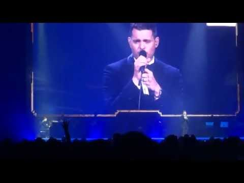 Michael Buble ~ Fever & Haven't Met You Yet ~ Austin TX