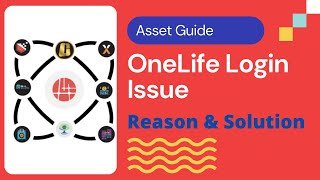 How To Activate OneĻife Account If Not Able to Login in New System