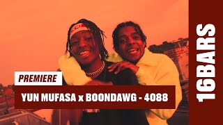 YUN MUFASA & Boondawg - 4088 (prod. by Lucas) | 16BARS Videopremiere