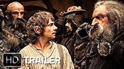 DER HOBBIT Trailer German Deutsch | Full HD 2012