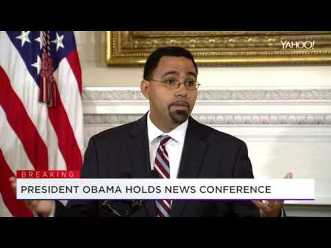 Yahoo News Special Report   President holds news conference