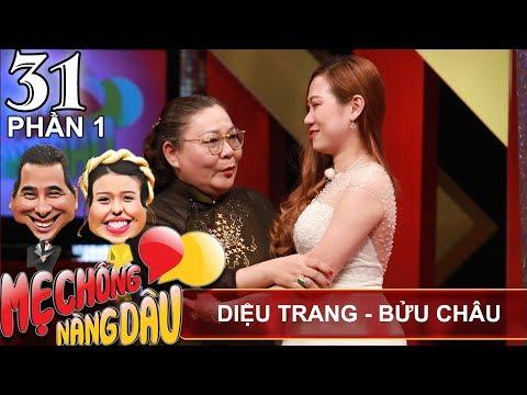 Mẹ chồng bênh con dâu vì sợ con trai đánh vợ | Diệu Trang - Bửu Châu | MCND #31 🌺
