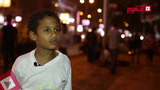 اتفرج | عمر الشيخ يرد على الأهلاوية: متبقاش حصالة مجموعتك وتتريق علينا