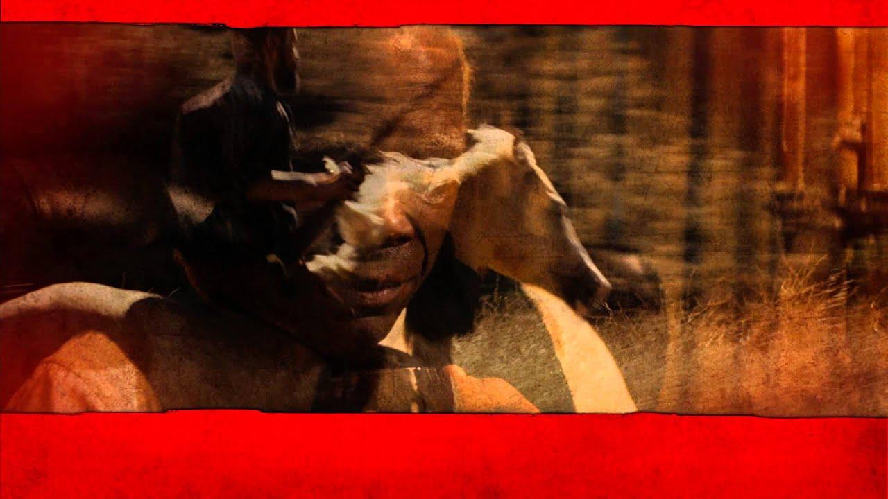 Download Django Unchained (2012) - Blu-ray menu