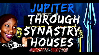 Jupiter in Relationship Composite/Synastry with Aspects
