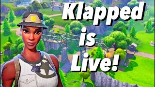 Recon Expert Gameplay! Duos! (700+ wins Fortnite BR) Rarest Account On Console!