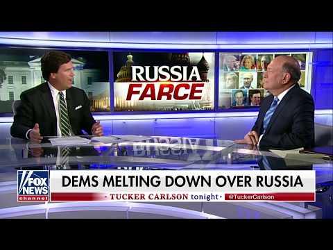 Tucker Battles Clinton Adviser Over Michael Flynn's Russian Contacts