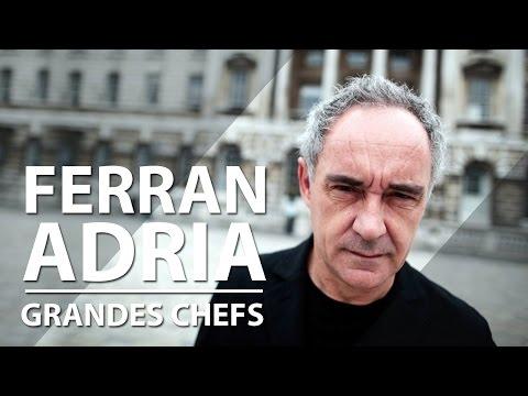Grandes Chefs - FERRAN ADRIÀ