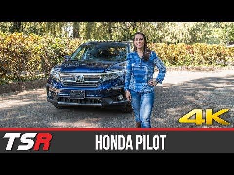 Honda Pilot 2019 | Monika Marroquin
