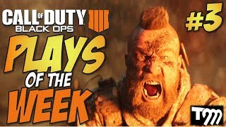 Black Ops 4 - TOP 10 PLAYS OF THE WEEK #3 (COD Top Plays)