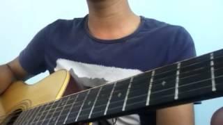 Nơi tình yêu trở lại guitar cover