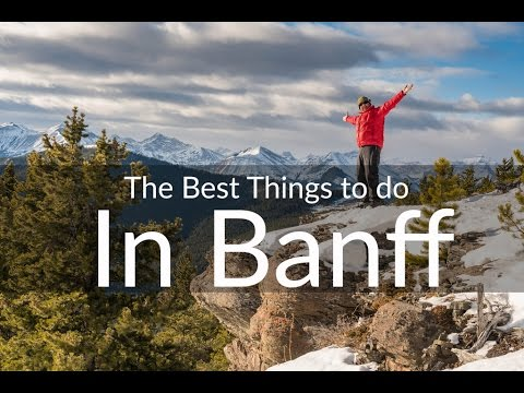 Unforgettable things to do in Banff - Winter Adventures