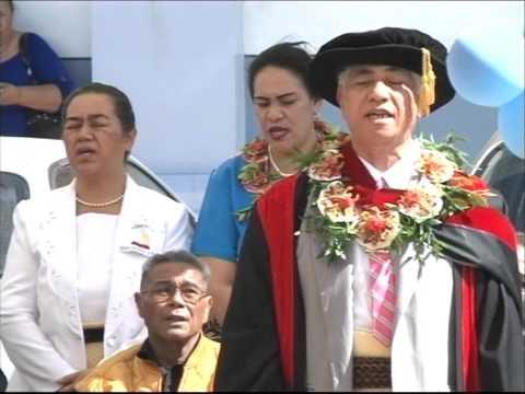 CUP Nuku'alofa Campus (Part 1)