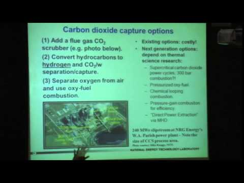 New Developments in Combustion Technology, Richards, Day 1, Part 1