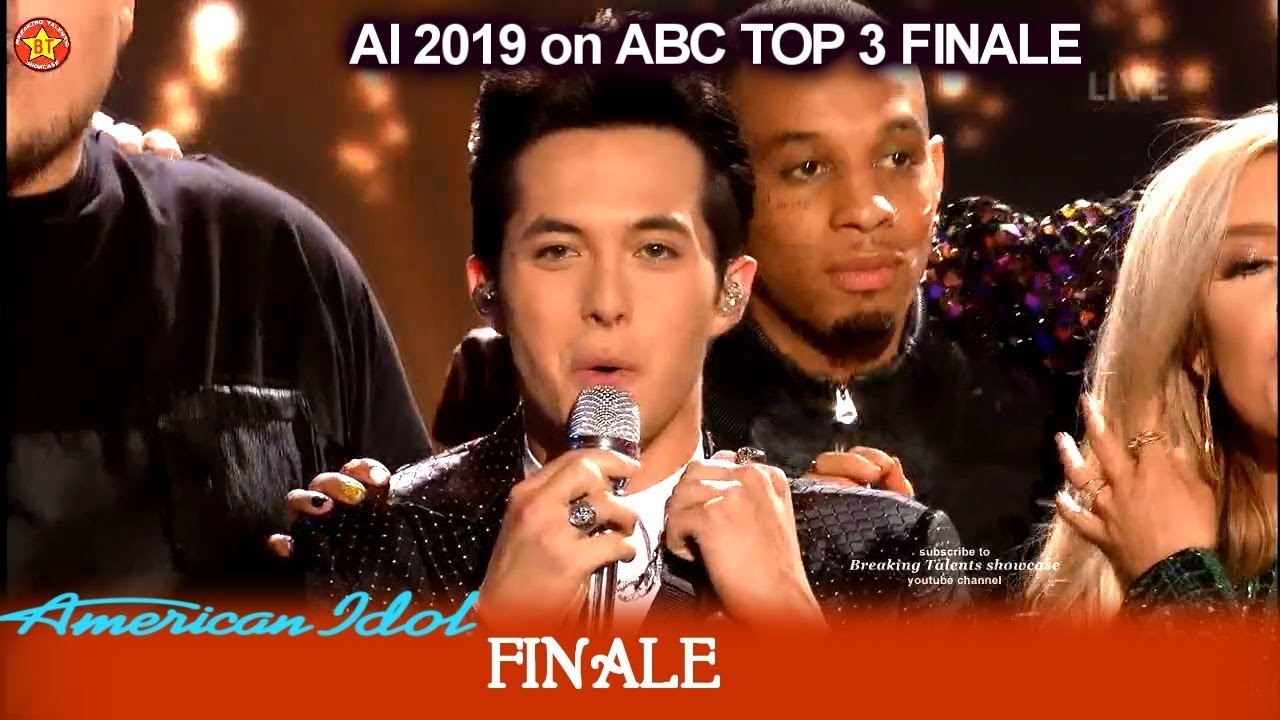 Laine Hardy Wins Season 17 of American Idol