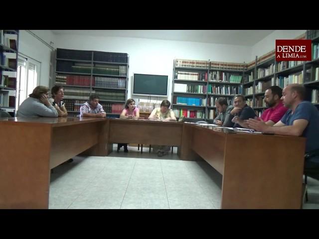 Pleno ordinario en Rairiz