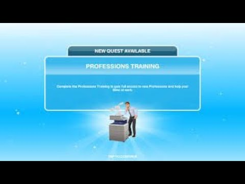 Download Cara Menyelesaikan Quest 'PROFESSIONS : SPECIALIZATION TRAINING' II Sims Freeplay