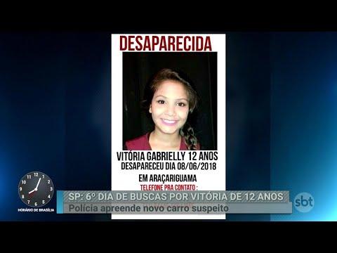 Polícia pede quebra de sigilo telefônico no caso da menina desaparecida | Primeiro Impacto (14/06/18