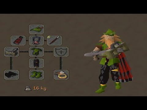 I Built the Ultimate Pure PKing Account in 1 Video