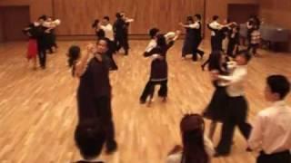 2009年12月27日CDC第8期はじめてのダンスパーティーにて。パーティ...
