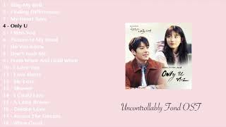 Video Uncontrollably Fond FULL OST download MP3, 3GP, MP4, WEBM, AVI, FLV April 2018